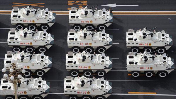 Китайские броневики, архивное фото - Sputnik Беларусь