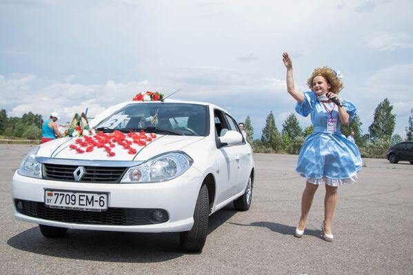 Автоледи выбрали в Гродно - Sputnik Беларусь