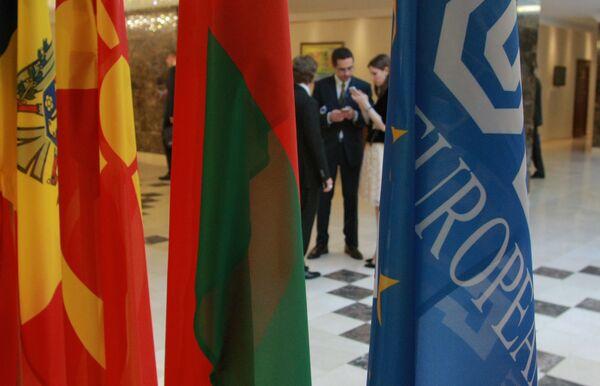 Во время заседания глав МИД стран ЦЕИ в Минске. - Sputnik Беларусь