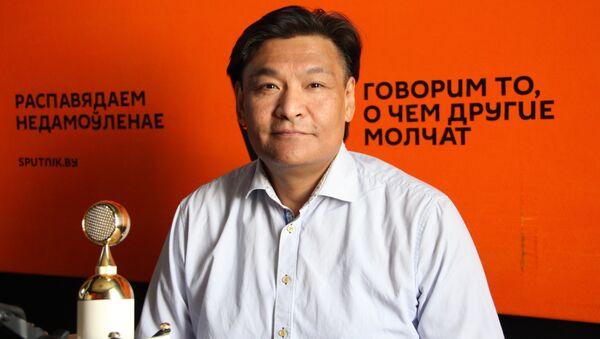 Советник министра экономики Кыргызстана Кубат Рахимов - Sputnik Беларусь