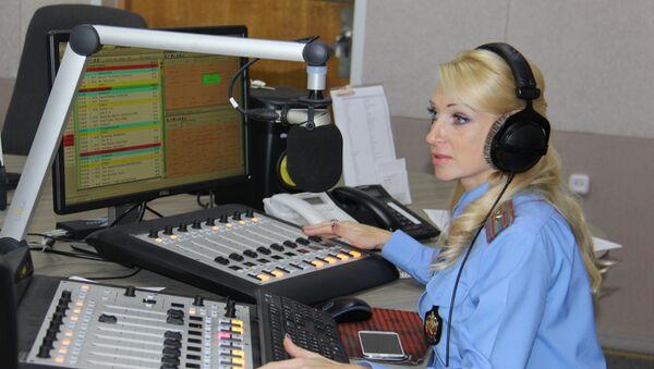 Начальник отделения по агитации и пропаганды ГАИ УВД Брестского облисполкома Наталья Сахарчук - Sputnik Беларусь