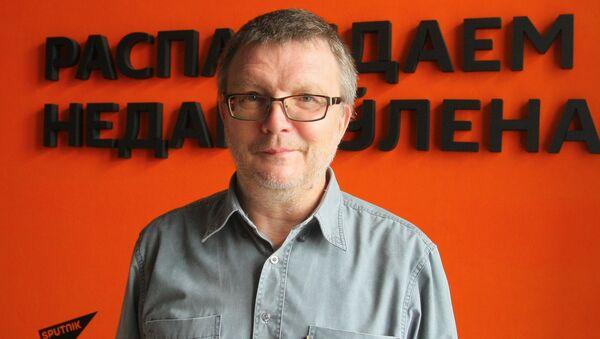 Кампазітар Міхаіл Крылоў - Sputnik Беларусь