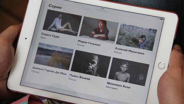 Работы ўдзельнікаў Міжнароднага конкурсу фотажурналістыкі імя Андрэя Сценіна - Sputnik Беларусь