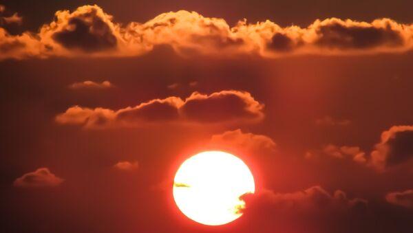 Сонца, архіўнае фота - Sputnik Беларусь