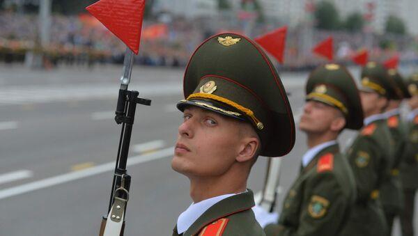 Военный парад в честь Дня Независимости в Минске - Sputnik Беларусь
