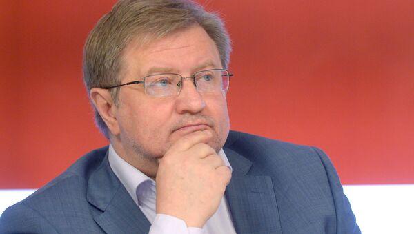 Директор Института ЕАЭС Владимир Лепехин - Sputnik Беларусь