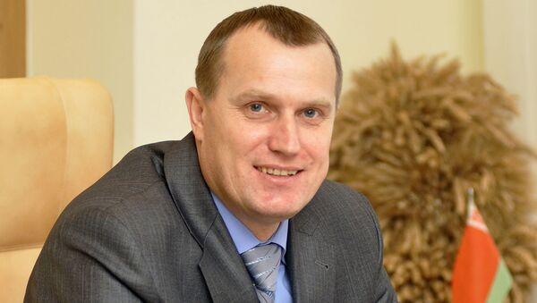 Анатоль Ісачанка - Sputnik Беларусь