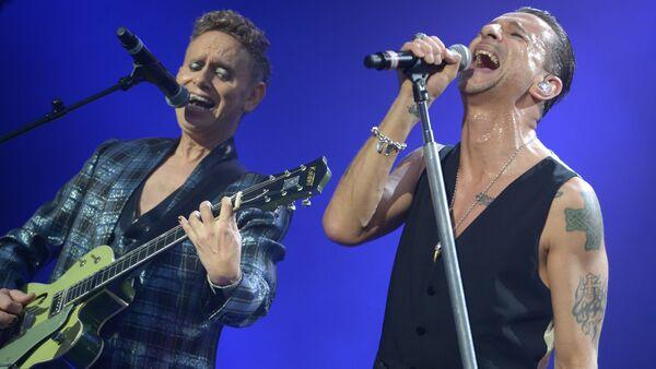 Канцэрт Depeche Mode у Маскве - Sputnik Беларусь
