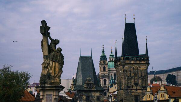 Прага - Sputnik Беларусь
