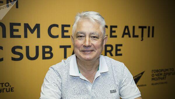 Председатель Белорусской общины Республики Молдова Юрий Статкевич - Sputnik Беларусь