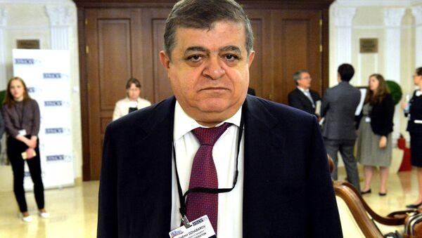Член Совета Федерации Владимир Джарабов - Sputnik Беларусь