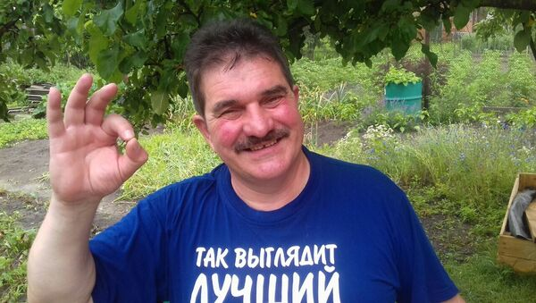 Специалист по армянской кухне Александр Мелкумов - Sputnik Беларусь