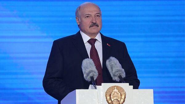 Аляксандр Лукашэнка на рэспубліканскім свяце Купалле - Sputnik Беларусь