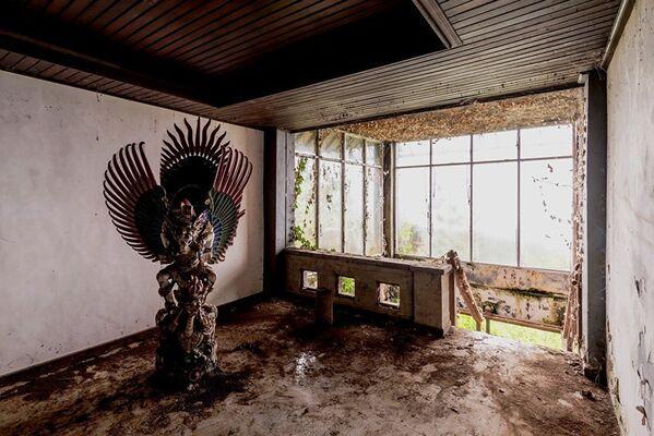Заброшенный отель на Бали - Sputnik Беларусь