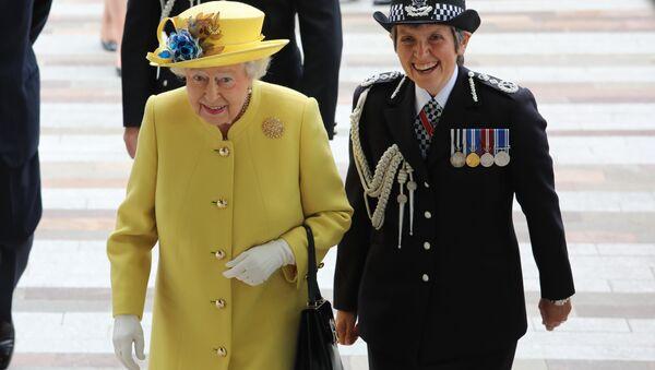Королева Великобритании открыла новое здание Скотланд-Ярда Лондоне - Sputnik Беларусь