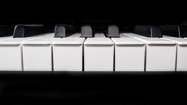 Клавиши рояля - Sputnik Беларусь