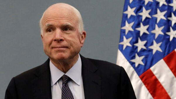 Сенатор-республиканец Джон Маккейн - Sputnik Беларусь