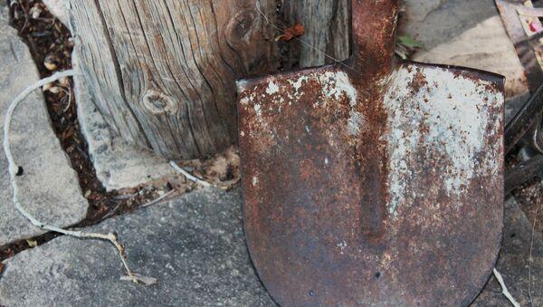 Лопата, архивное фото - Sputnik Беларусь