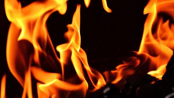 Огонь, архивное фото - Sputnik Беларусь