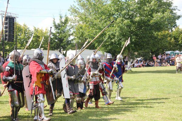 Грунвальдская бітва, якая адбылася 15 ліпеня 1410 года, стала адной з самых маштабных у Сярэднявеччы. - Sputnik Беларусь