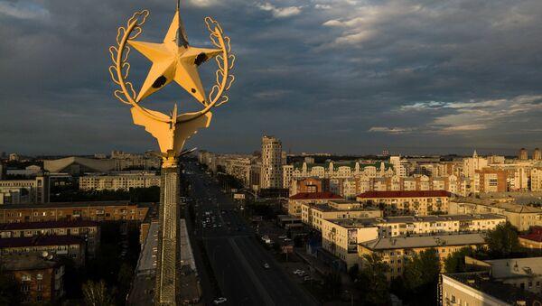 Города России. Омск - Sputnik Беларусь