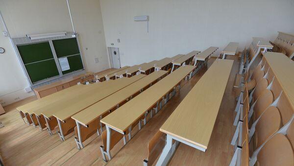 У БДУ вырашылі перанесці лекцыі на ўсіх факультэтах - Sputnik Беларусь