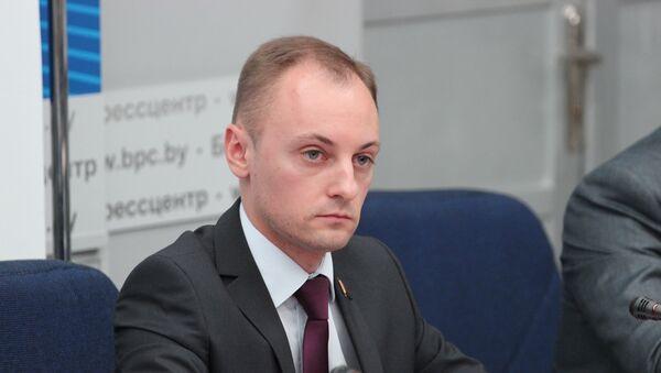 Юрый Чачукевіч - Sputnik Беларусь