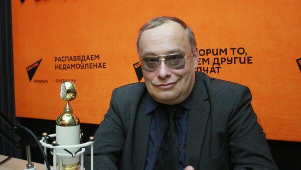 Президент Российской ассоциации прибалтийских исследований, профессор Николай Межевич - Sputnik Беларусь