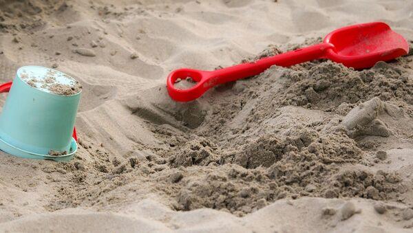 Песочница, архивное фото - Sputnik Беларусь