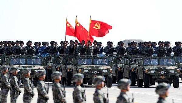 Самая многочисленная армия мира — Народно-освободительная армия Китая (НОАК) во вторник отмечает 90-ю годовщину своего создания - Sputnik Беларусь