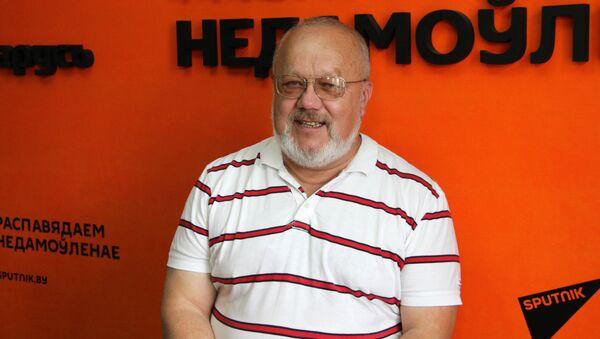 Председатель Союза кемпингов Беларуси Владимир Рудой - Sputnik Беларусь