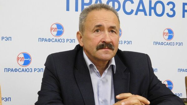 Геннадий Федынич - Sputnik Беларусь