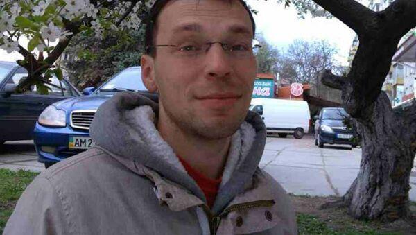 Автор интернет-издания Журнал Житомира Василий Муравицкий - Sputnik Беларусь