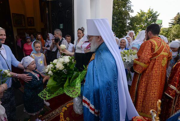 Церковь Святой Равноапостольной Марии Магдалины – престольный праздник - Sputnik Беларусь