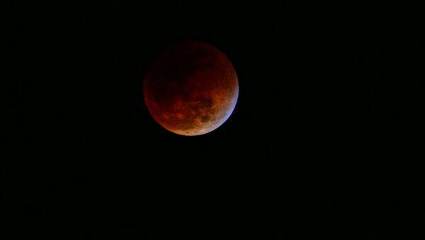 Кровавая Луна - Sputnik Беларусь