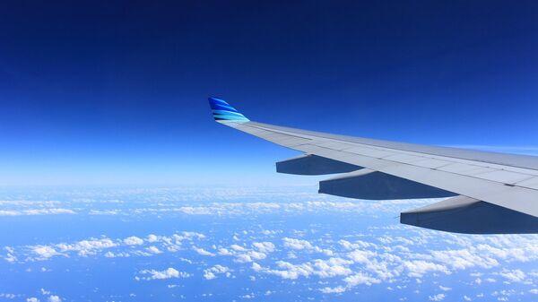Крыло самолета, архивное фото - Sputnik Беларусь