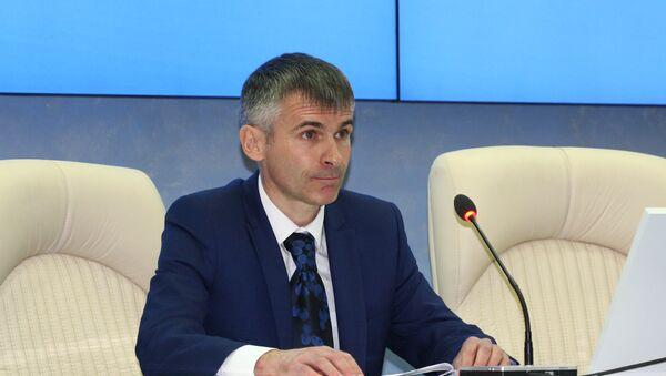 Андрей Коваленко, председатель Белорусской федерации лыжного спорта - Sputnik Беларусь