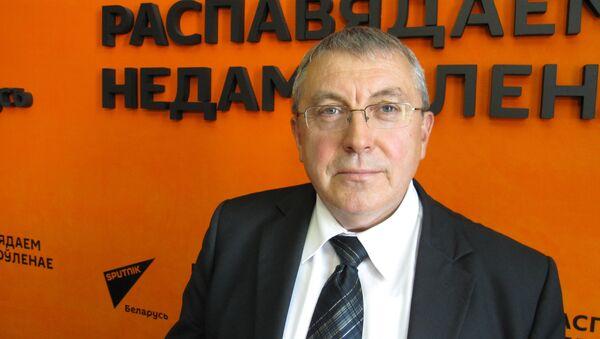 Начальник управления экономики и маркетинга Министерства здравоохранения Беларуси Виктор Шеин - Sputnik Беларусь