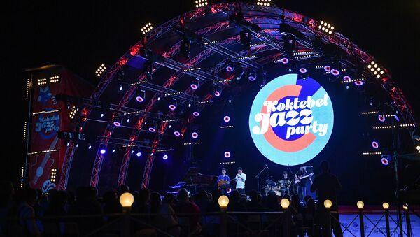 Джазовый фестиваль Koktebel Jazz Party - Sputnik Беларусь
