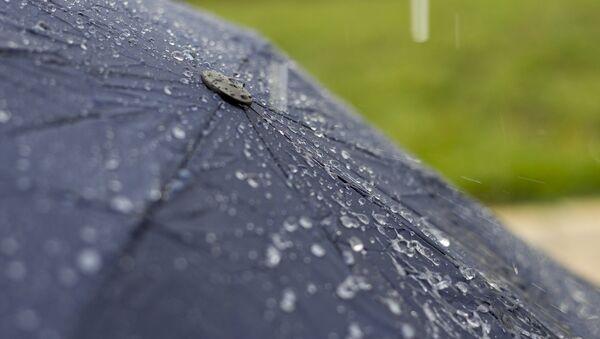 Летні дождж, архіўнае фота - Sputnik Беларусь
