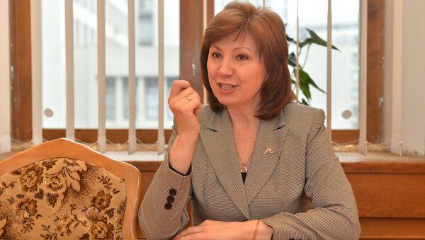 Глава Администрации президента Беларуси Наталья Кочанова - Sputnik Беларусь