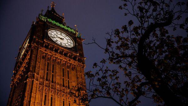 Лондонский Биг-Бен, архивное фото - Sputnik Беларусь