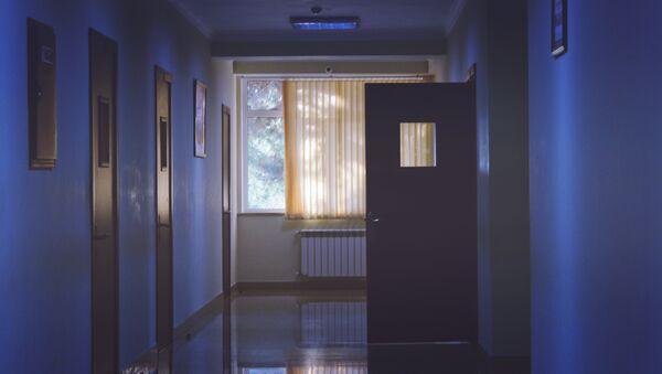 Больничный коридор, архивное фото - Sputnik Беларусь