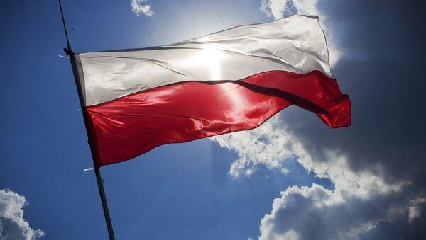 Польскі сцяг - Sputnik Беларусь