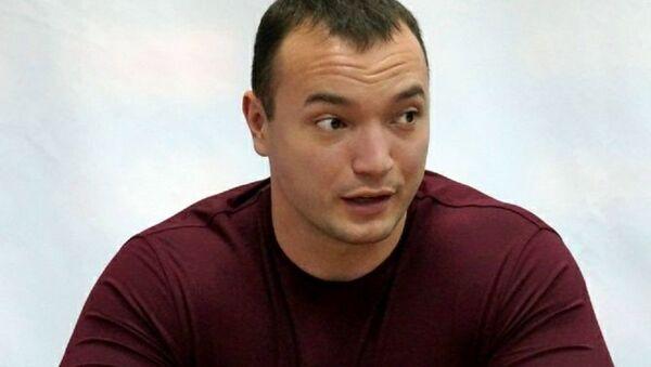 Спортсмен Андрей Драчев - Sputnik Беларусь