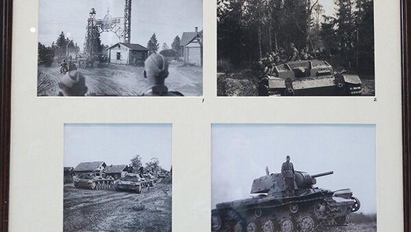 Невядомыя фатаграфіі з акупаванай тэрыторыі СССР пакажуць у Гомелі - Sputnik Беларусь