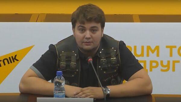 Аляксандр Лычкоўскі - Sputnik Беларусь
