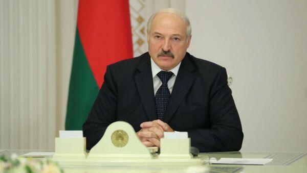 Александр Лукашенко - Sputnik Беларусь