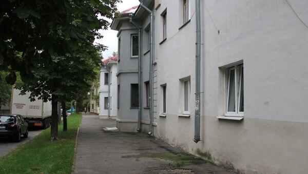 Тихие улочки в районе велозавода минчане хотят сохранить - Sputnik Беларусь