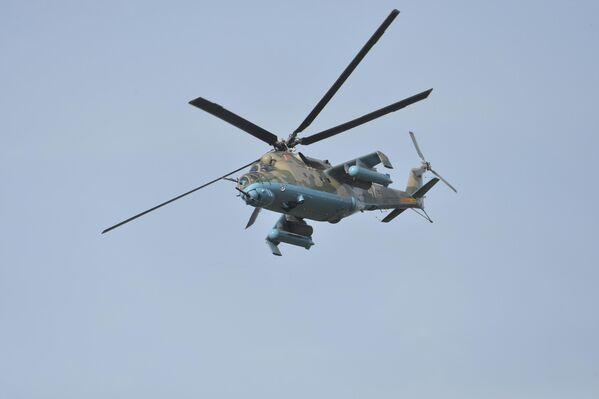 Вертолет Ми-24 - Sputnik Беларусь